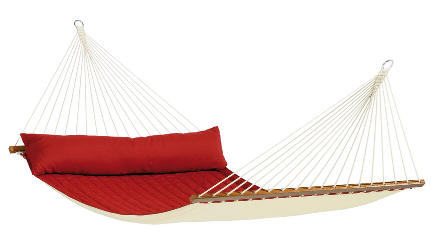La Siesta Alabama - Hamac - Kingsize rouge